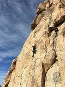 Rock Climbing Photo: Climbers on Sig Alert and Nobody Walks in LA