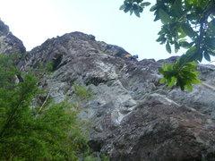 Rock Climbing Photo: Kapowai Calling