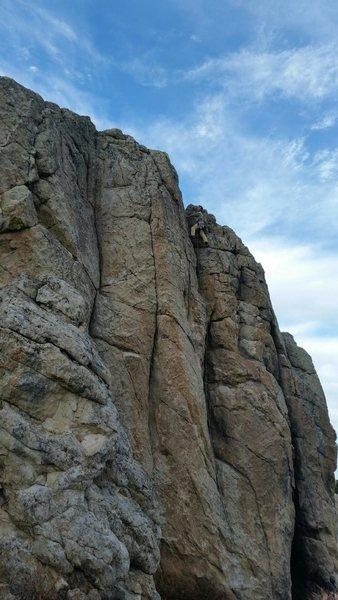 Rock Climbing Photo: revenue