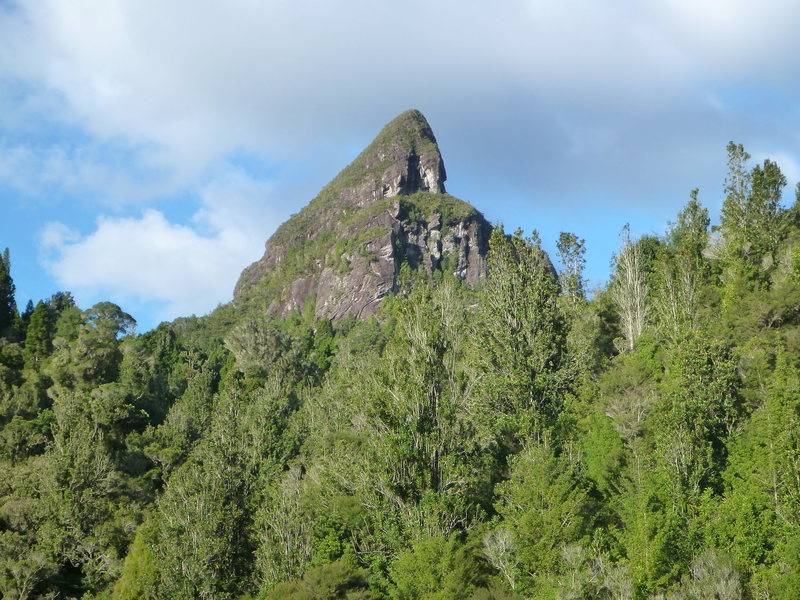 Maratoto as seen from the road