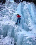 Rock Climbing Photo: Top rope at POS