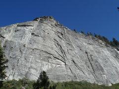 Rock Climbing Photo: The Leap