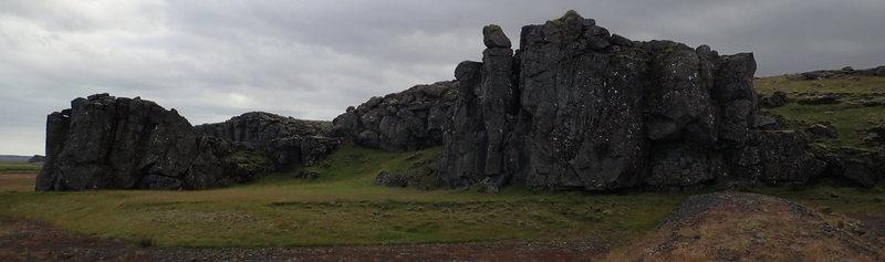 Þorgeirsrétt East
