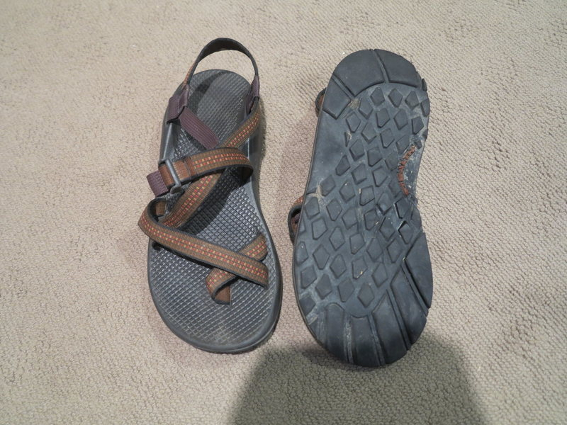 Rock Climbing Photo: Chaco 5.10 Stealth Rubber sole Men's Size 11 G...