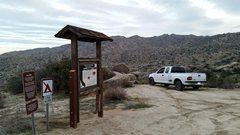 Rock Climbing Photo: Parking