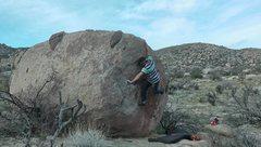 Rock Climbing Photo: Swingpoint