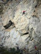 Rock Climbing Photo: Exodus