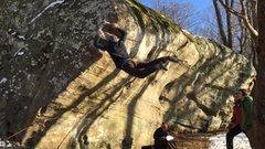 Rock Climbing Photo: Local on Jungle Book