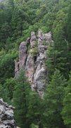 Rock Climbing Photo: Kimball Canyon Crag