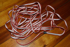Rock Climbing Photo: Wild Country 10 mm Dyneema Cordalette