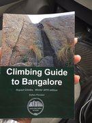 Rock Climbing Photo: Bangalore area climbing guidebook, courtesy Bangal...