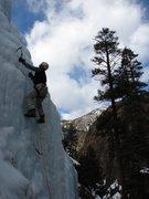 Rock Climbing Photo: Having fun in the School Room.