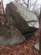 Rock Climbing Photo: Not So Slick.