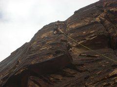 Rock Climbing Photo: Having fun on Cat in the Hat