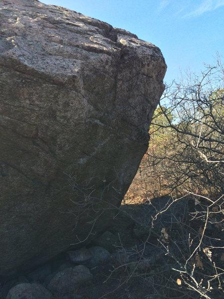 Rock Climbing Photo: Promised Land Boulder.