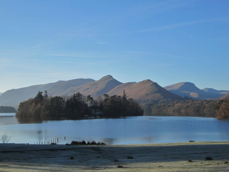 Catbells and Robinson Mt's