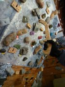 Rock Climbing Photo: Oh yea...