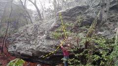 Rock Climbing Photo: The Nick boulder