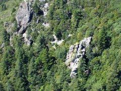 Rock Climbing Photo: Off the Radar 5.10 a/b