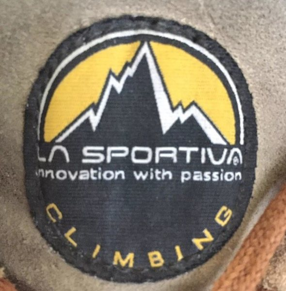 Rock Climbing Photo: Logo