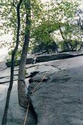 Rock Climbing Photo: Having fun on U Slot