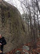 Rock Climbing Photo: Thundercat Wall.