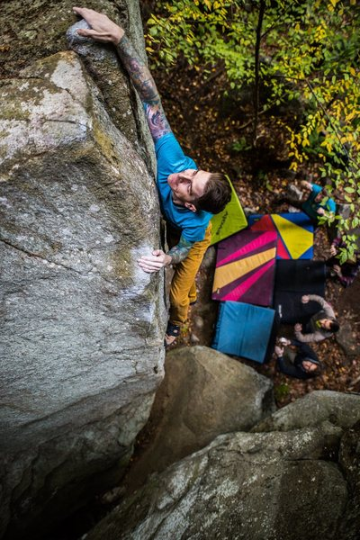 Thanks goes to Tim Kemple for this epic shot from my Flash of this amazing problem!
