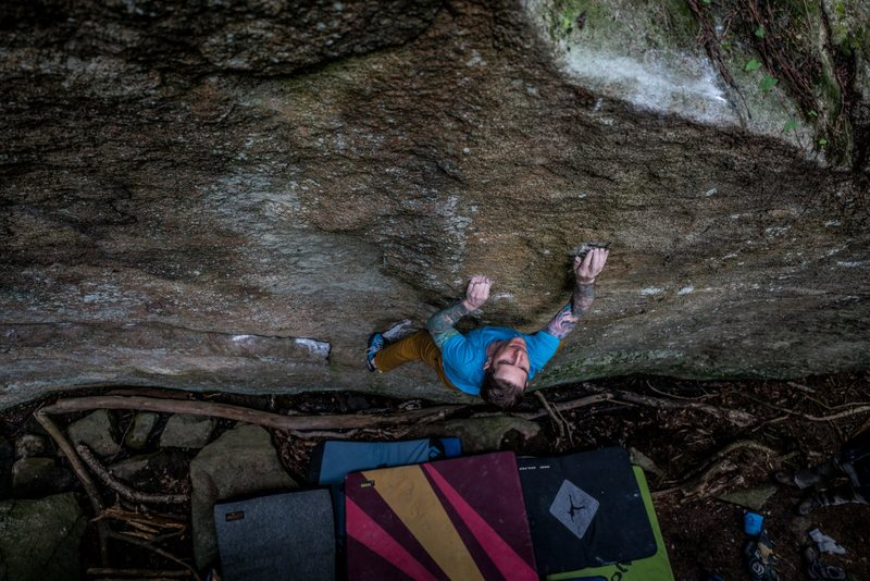This problem is a hidden gem for sure. Thanks for the photo Tim Kemple.