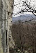 Rock Climbing Photo: Horses and Hogs
