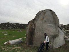 Rock Climbing Photo: The Cuban