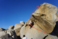 Rock Climbing Photo: Electric Bobcat