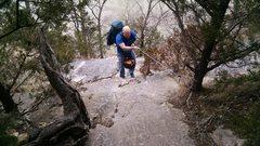 Rock Climbing Photo: Trapper's Camp