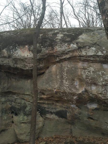 Rock Climbing Photo: Marla