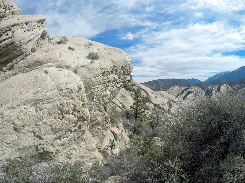 Rock Climbing Photo: YUSUKE KOMAI on The Point 2016