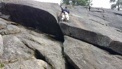 Rock Climbing Photo: Ty's