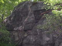 Rock Climbing Photo: D Ct