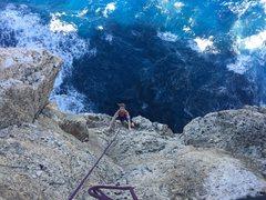 Rock Climbing Photo: Blackbeard's Revenge