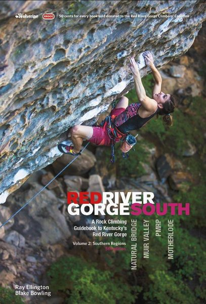 5th edition RRG South guidebook cover