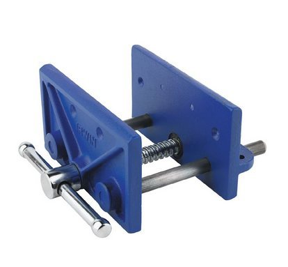 $20 woodworking vise for cam placement practice