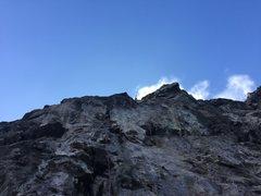 Rock Climbing Photo: Holy Huecos Ba Wo-Man