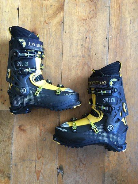 Spectre boots