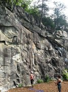 Rock Climbing Photo: RF