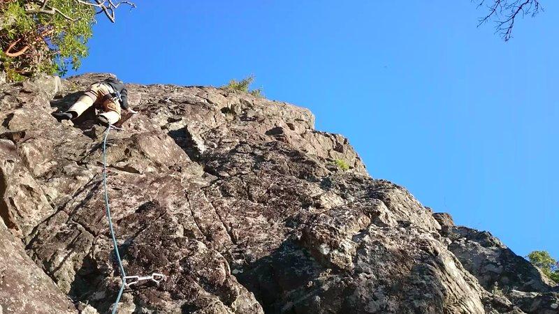Rock Climbing Photo: Jan. 2015