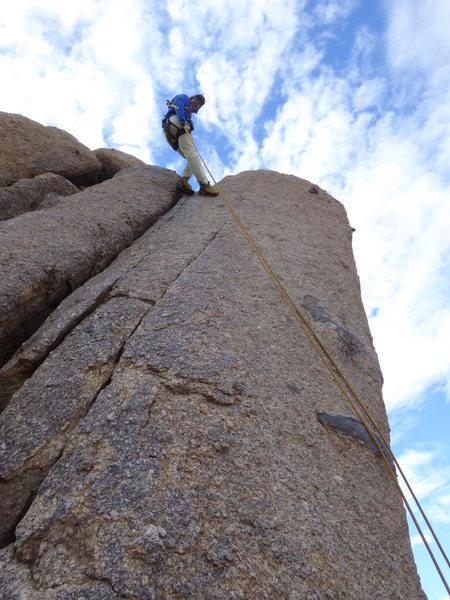 Rock Climbing Photo: Pinnacle Peak Park