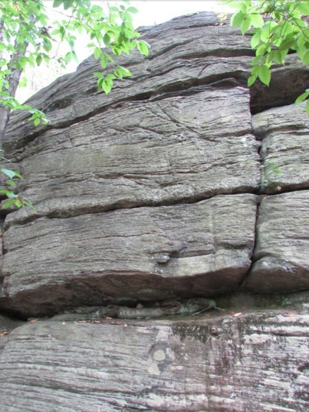 Rock Climbing Photo: #13
