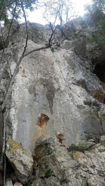 Rock Climbing Photo: Achilles Horn 5.9+