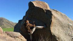 Rock Climbing Photo: Arugula
