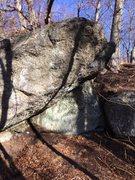 Rock Climbing Photo: The Sharpsicle