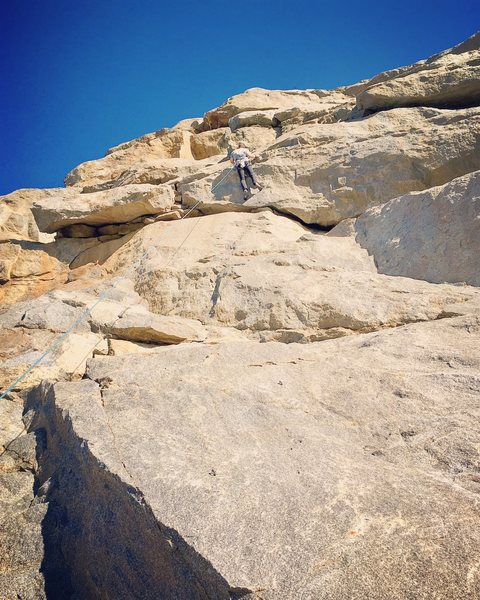 Fun, easy routes on the Schoolhouse Rock