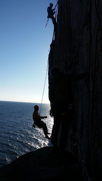 Rock Climbing Photo: Minnesota
